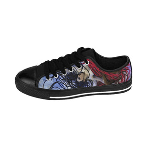 """ Sapphic Tide "" Men's Sneakers"