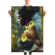 Pretty Black Girl #3 Poster