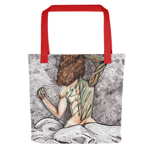"""She is Nature"" Tote bag"