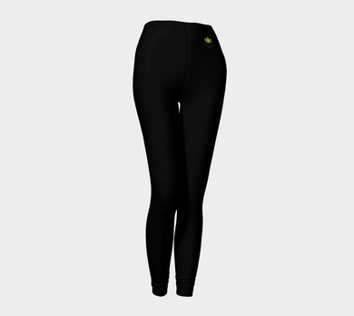 GOOD YOGIS LOGO LEGGINGS