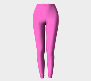 Pink Good Yogis Leggings