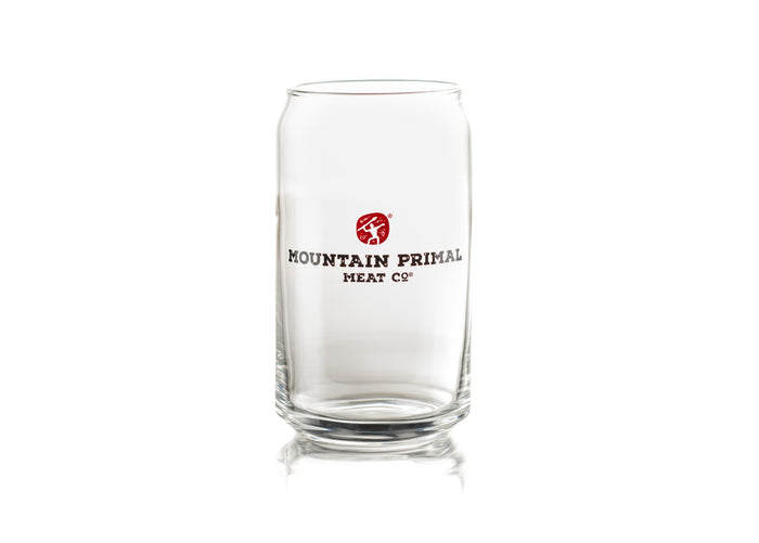 Mountain Primal Drinking Glass