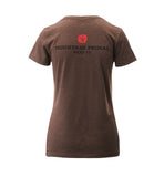 Get Dirty Brown Tee