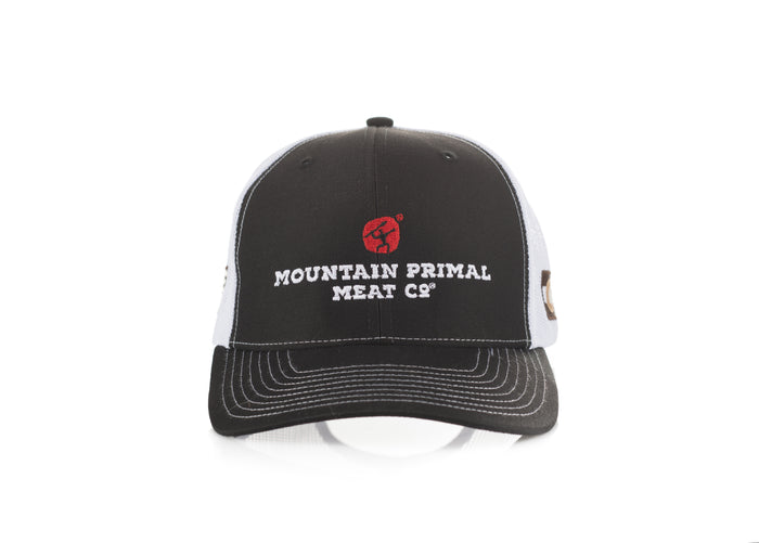 Twill Mesh Mountain Primal Trucker Hat
