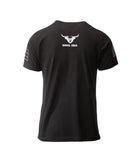 Mountain Primal Black Tee