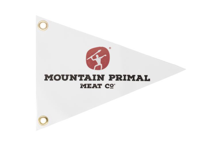 Mountain Primal Meat Co. Pennants