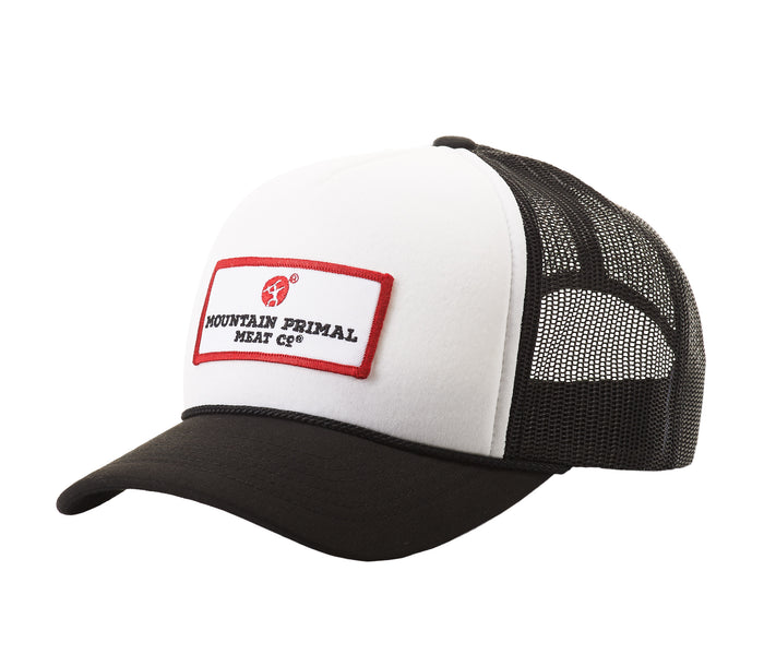 Logo Patch Foam Trucker Hat