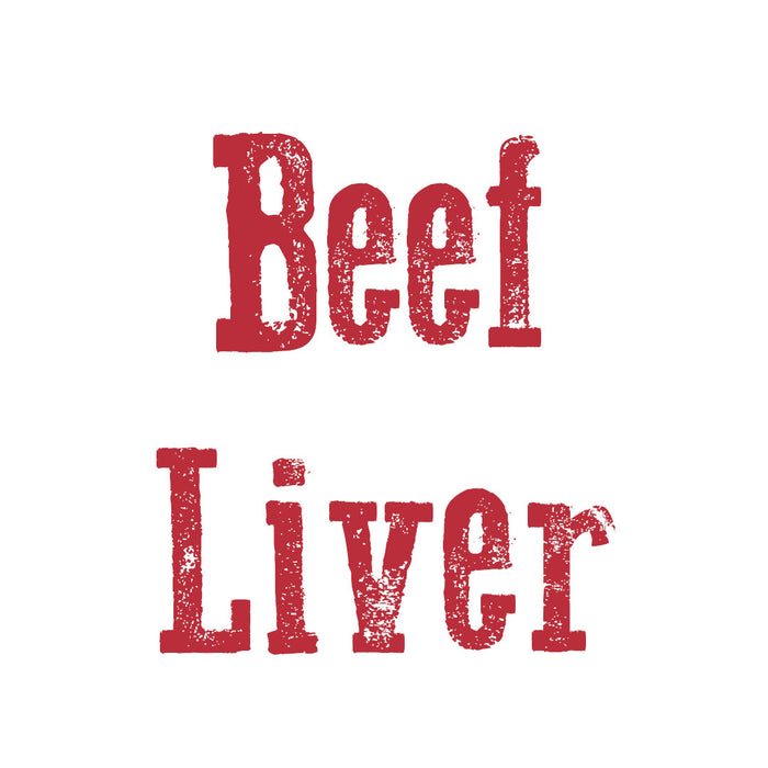 Mountain Primal Beef Liver
