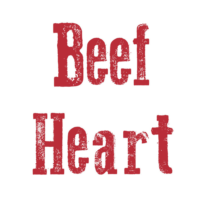 Mountain Primal Beef Heart
