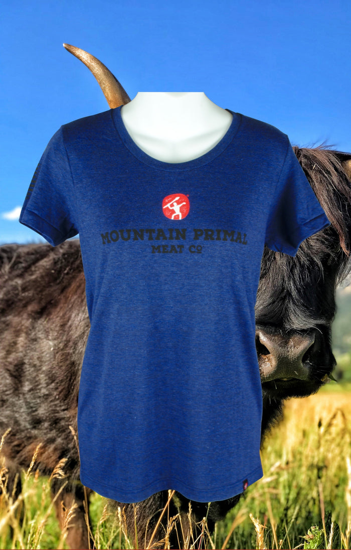 Indigo Blue Mountain Primal Women's T-Shirt