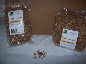 Select Natural Pecan Small Pieces CLEARANCE