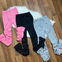 Let's Link Stacked Drawstring Leggings
