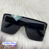 Throwing Shade Oversized Sunglasses