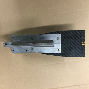7.5/11cc K&B Carbon Fiber Replacement Cavitation Plate