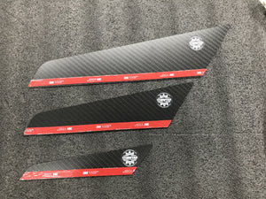 Tunnel Vertical Stabilizer Fins, Large