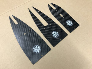 Lawless 7.5 Carbon Fiber Cavitation Plate.