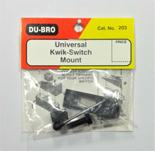Dubro Slide Switch Mount DUB203