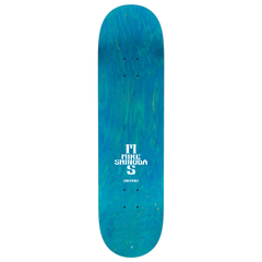 MS Trial and Error Skate Deck