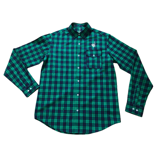 Cities Flannel