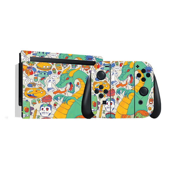 DF V.1 Custom Switch Skin Pack