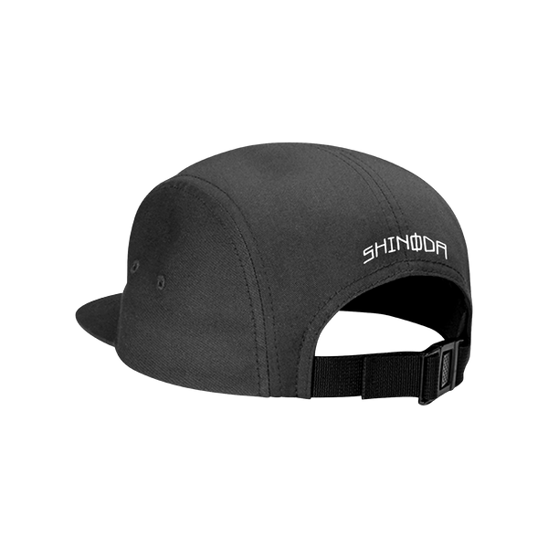Virus Logo 5-Panel Strapback Hat