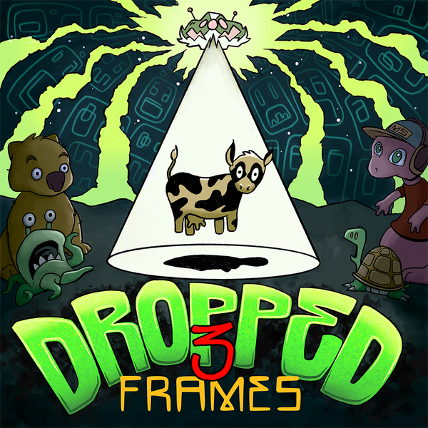 Dropped Frames Vol 3. Digital Album