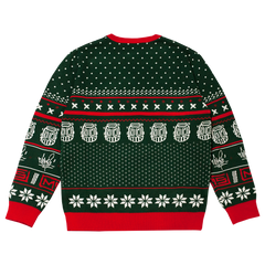Boris Holiday Knit Sweater