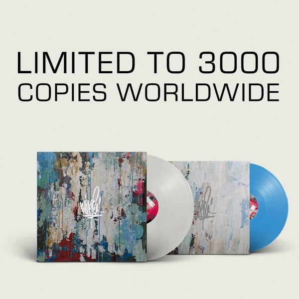 Special Edition Post Traumatic 2LP Colored Vinyl + 10