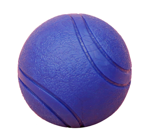 Bite-Resistant Rubber Ball for Dogs and Pups