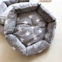 Geometric Star Bed