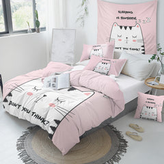 Sleeping is Fantastic Duvet Cover