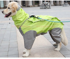 Waterproof Raincoat for Dogs
