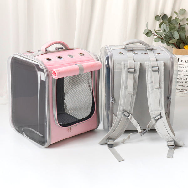 Panoramic View Pet Carrier