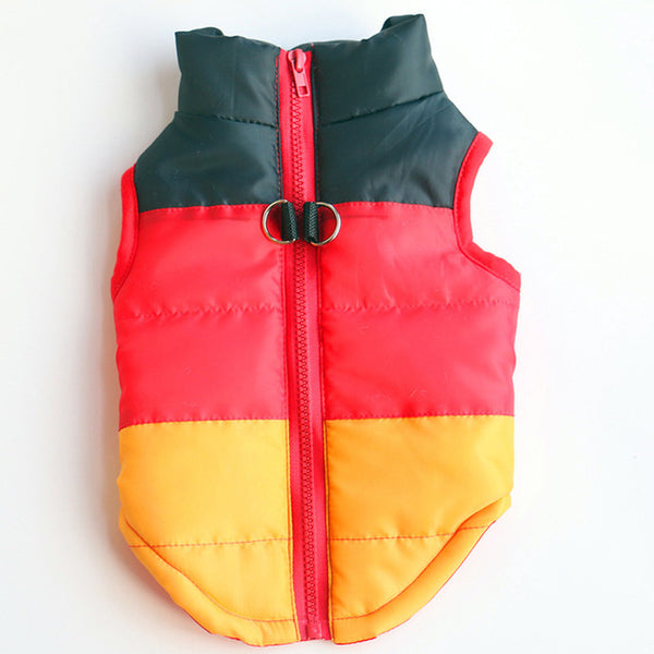 Windproof Vest For Small Pets