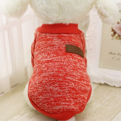 Casual Cotton Pet Sweater