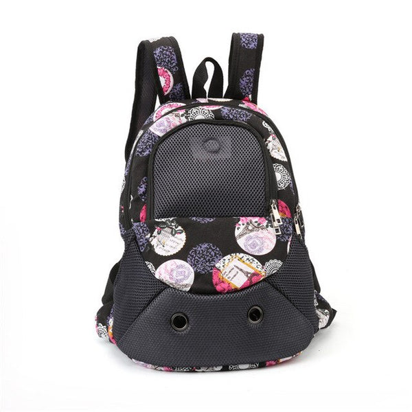 2-in-1 Backpack Pet Carrier