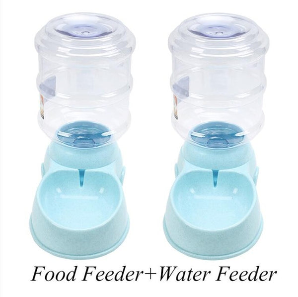 Pet Food Dispenser