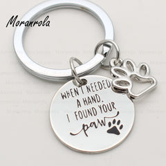Animal Lover Charm Keychain