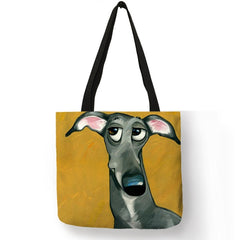 Unimpressed Greyhound Tote