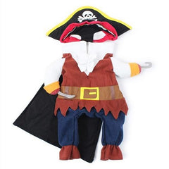Caribbean Pirate Costume for Halloween