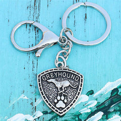 Rescue Breed Keychain