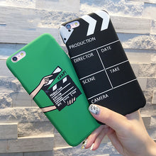Movie Pallets Theme iPhone Cases