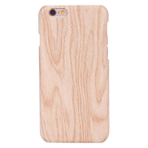 Cute Fashion Wood iPhone Cases