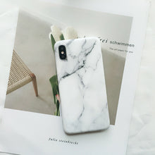 Simple Marble iPhone Cases
