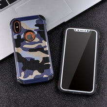 Shockproof Army Camouflage iPhone Case