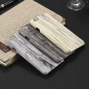 Fashion Wood iPhone Cases