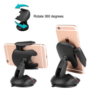 iPhone Adjustable Car Mount with Adhesive
