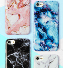 Marble design iPhone Cases