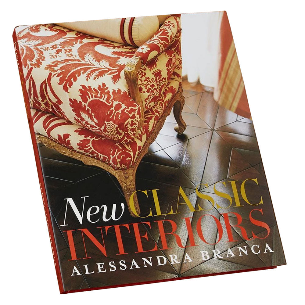 Image of New Classic Interiors by Alessandra Branca