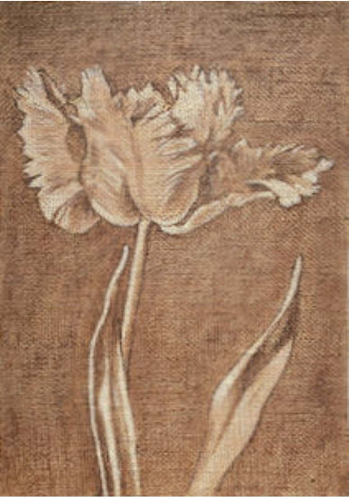 "Ashley Hicks - ""Estella Rijnveld"" Jute Panel"